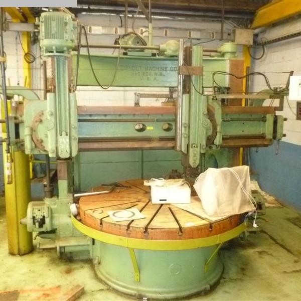Vertical Turret Lathe - Double Column GISHOLT 1133-L278