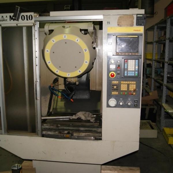 Machining Center - Vertical STAMA MC 010 1133-V223
