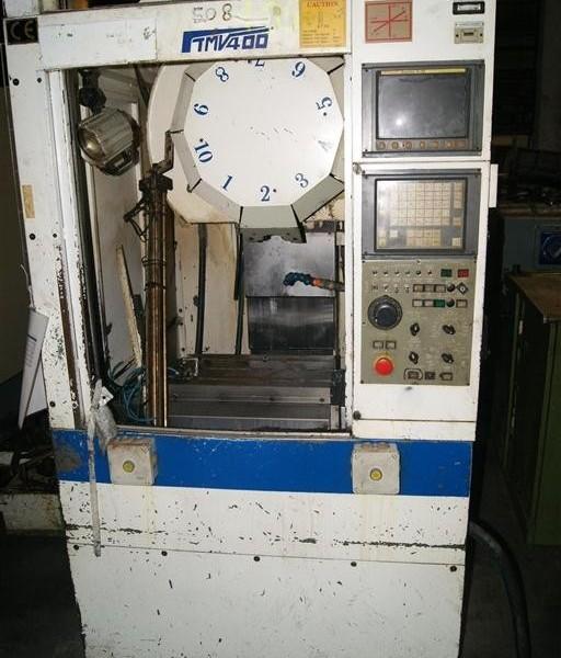 Machining Center - Vertical TOPPER TMV400 1133-V167