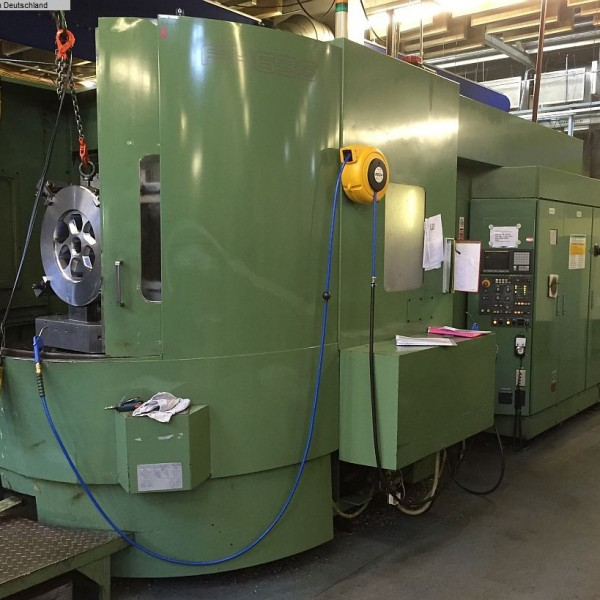 Machining Center - Horizontal TOYODA FH 63S 1133-H247