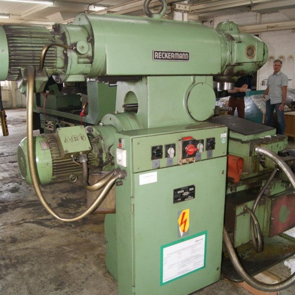 Universal Milling Machine Reckermann Uni 1000 M138