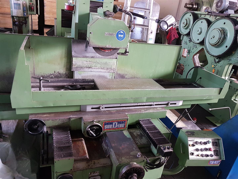 Surface Grinder  Make: SeeDtec Typ 1632 AHD # G212