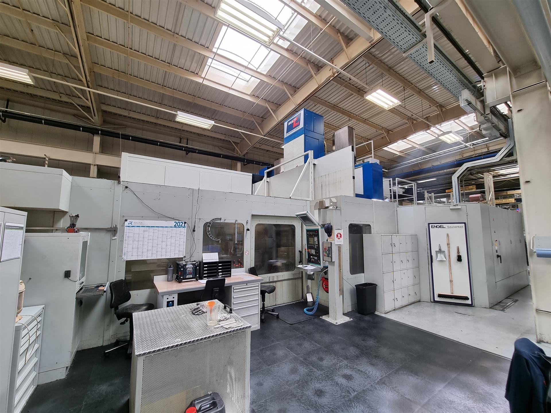 Waldrich Coburg Multitec 2500 - 2008 - 7000 x 2500 mm