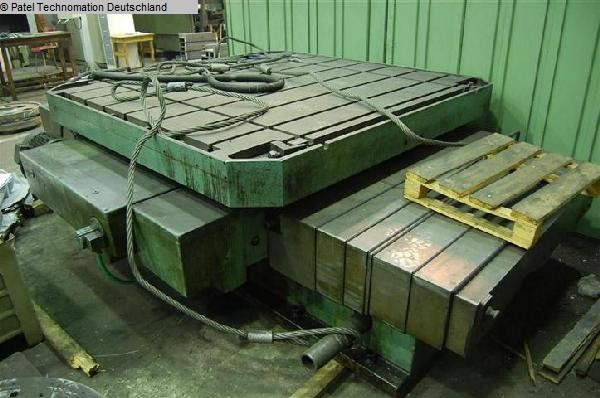 Rotary Table TOS - SKODA 1133-T140